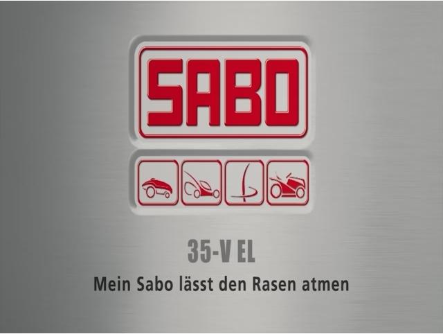 Sabo Rasenmäher